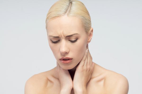 Sensación de ahogo en la garganta: causas