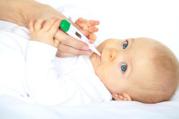 Síntomas de la infección de orina en bebés - Síntomas de la infección de orina en bebés