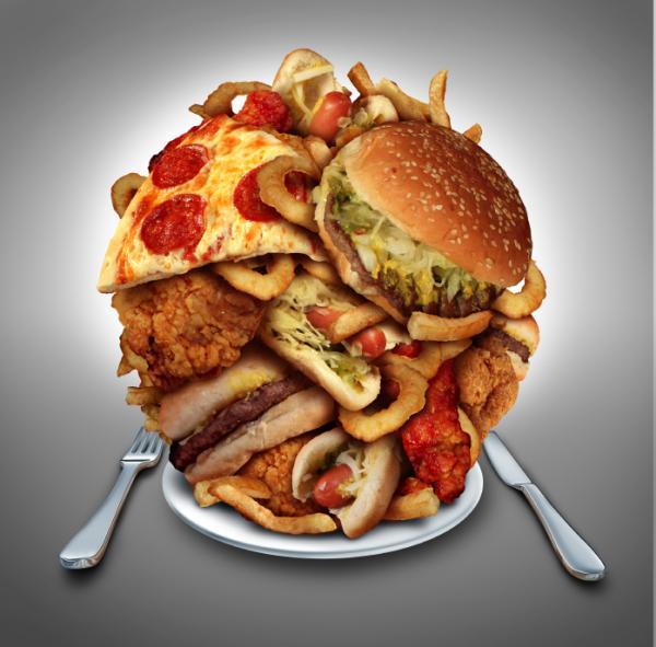 Los 10 peores alimentos para la salud - Comida rápida, más mala que un amor no correspondido