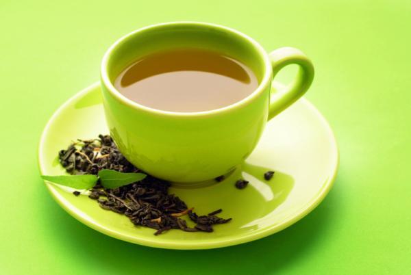 Infusiones para aumentar las defensas - Té verde, el antioxidante perfecto