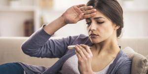 ¿La alergia da fiebre?