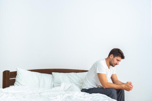 Problemas de erección a los 30 años: causas y soluciones