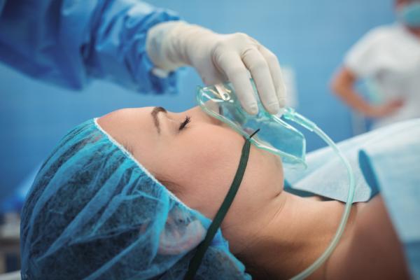 Anestesia general: complicaciones postoperatorias