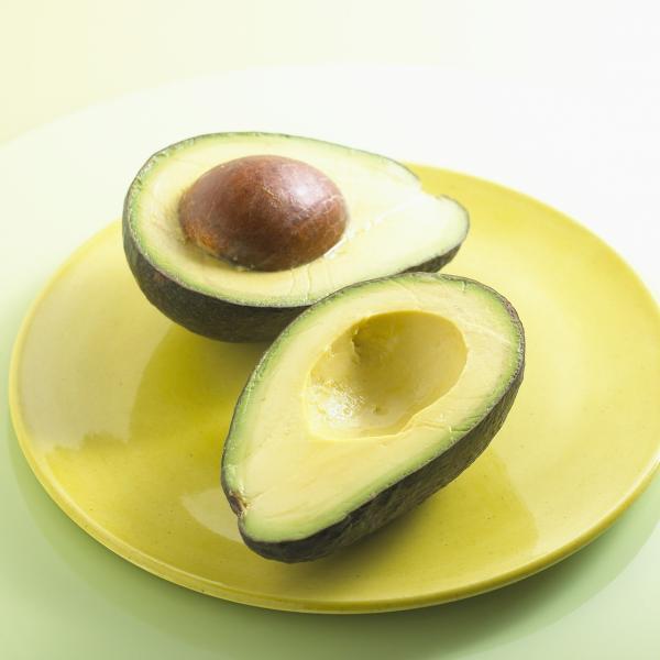 Alimentos ricos en vitamina B5 - Aguacate, un alimento rico en vitamina B5