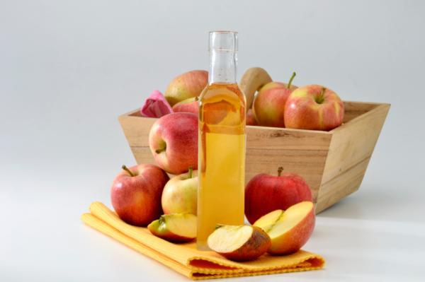 Remedios caseros para las picaduras de mosquitos - Vinagre de manzana para las picaduras