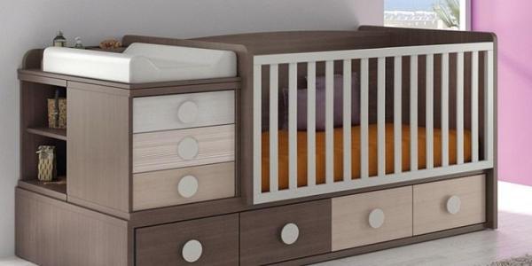 Tipos de cunas para bebés - mejora su descanso