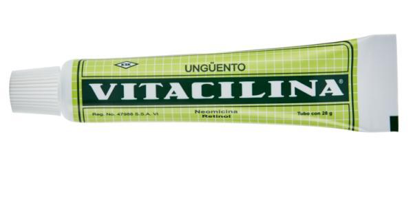 Vitacilina: para qué sirve, ingredientes y usos