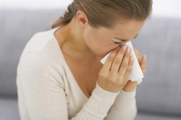 mucosidad verde espesa tos