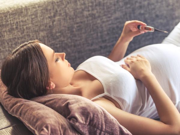 Remedios caseros para curar la gripe durante el embarazo