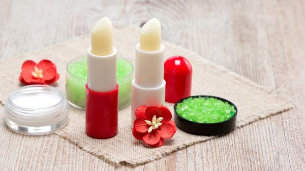 Exfoliante para labios casero