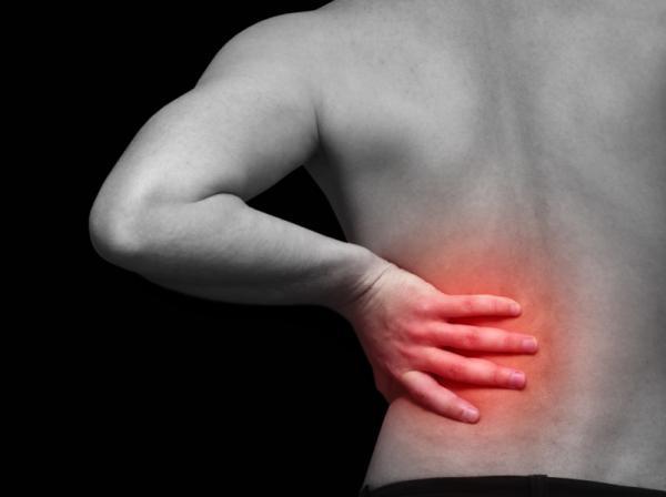 Cómo deshacer nudos en la espalda