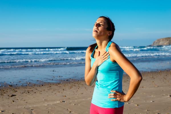 Por qué me canso muy rápido - Problemas respiratorios