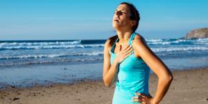 Qué hacer en caso de asma sin inhalador