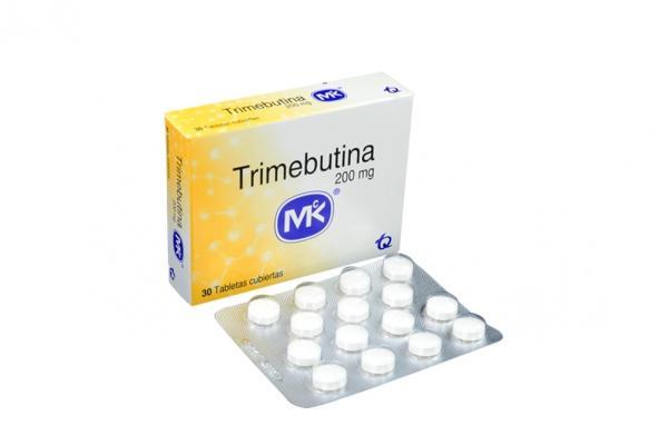 Trimebutina: para qué sirve, dosis y cómo se toma