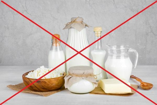 Dor de barriga e diarreia após refeições: causas - Diarreia constante: intolerância à lactose