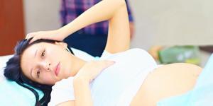 Febre na gravidez, o que tomar?