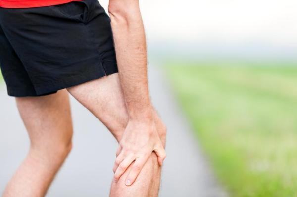 Pontadas nas pernas: causas comuns - Dores musculares nas pernas por lesões