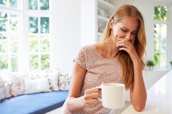 Enjoo após comer: causas