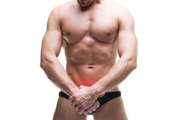 Caroço no saco escrotal: causas