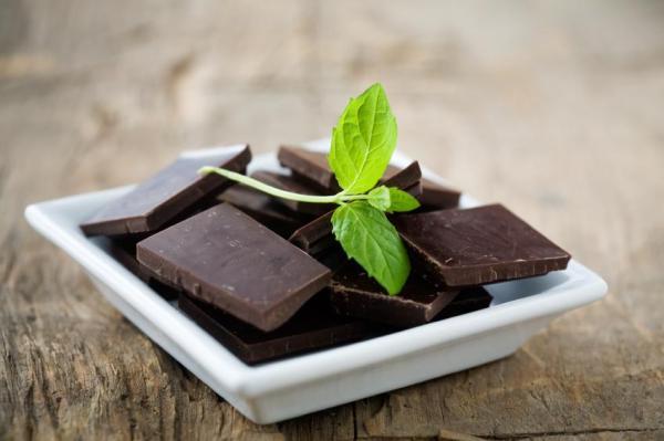 Remédio natural para a depressão - Chocolate amargo para depressão
