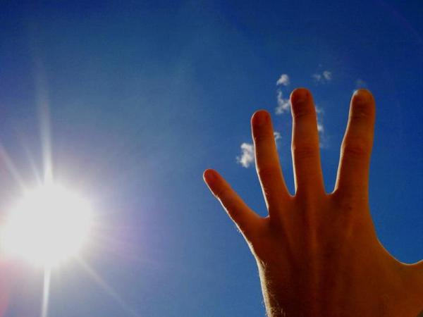 Remédio natural para a depressão - Luz solar, o melhor remédio para animar