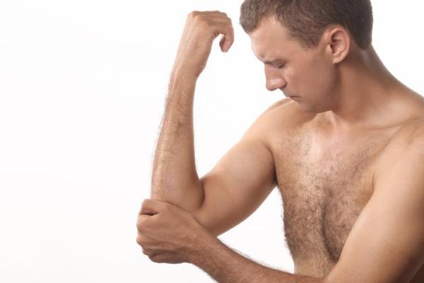 Dor no braço direito, o que pode ser?