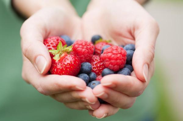 Alimentos ricos em fibra - Alimentos ricos em fibra: frutas