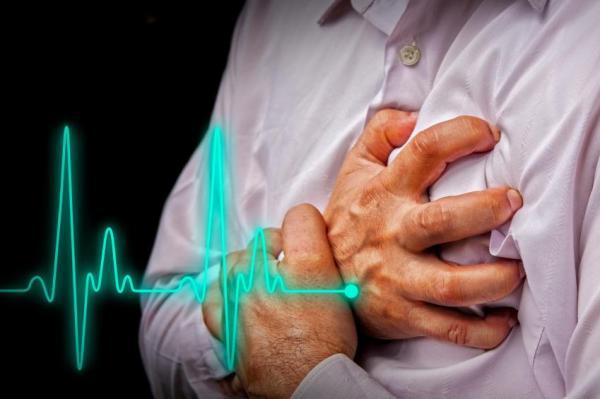 Sintomas de infarto do miocárdio
