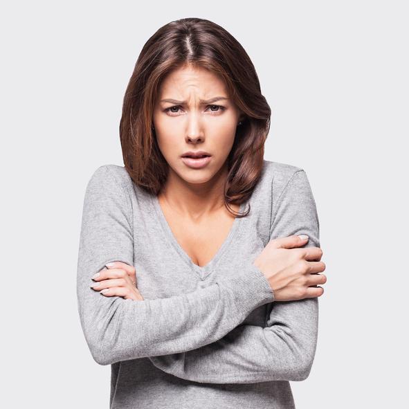 Calafrios sem febre: causas e tratamentos