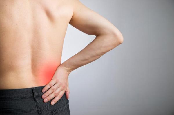 Pontadas nas costas: causas e tratamento - Doença renal, outra causa de pontadas nas costas