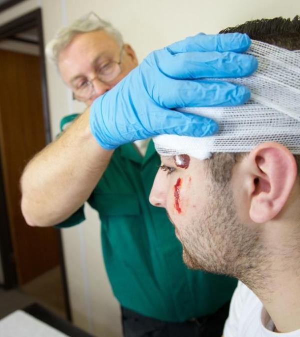 Pancada na cabeça: sintomas graves - Tipos de pancadas na cabeça e sintomas