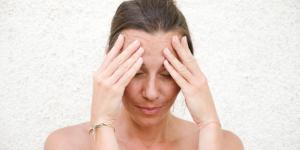 Sensação de calor na cabeça: causas e tratamento