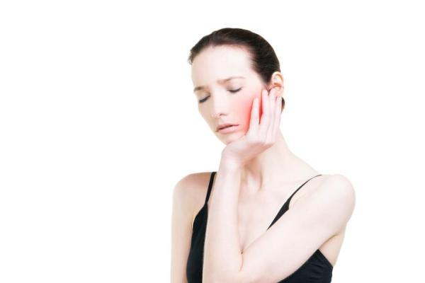 quanto tempo leva para danificar os nervos no rosto para curar