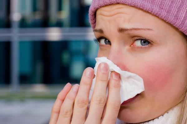 Como evitar a gripe