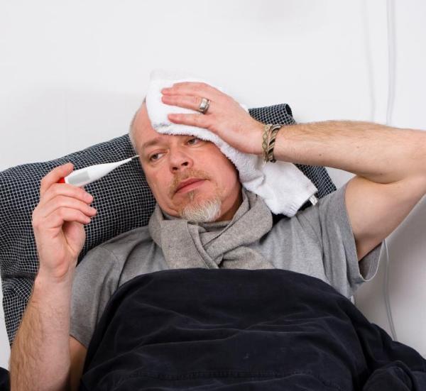 Como evitar a gripe - Passo 1