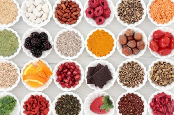 Alimentos antioxidantes e seus benefícios