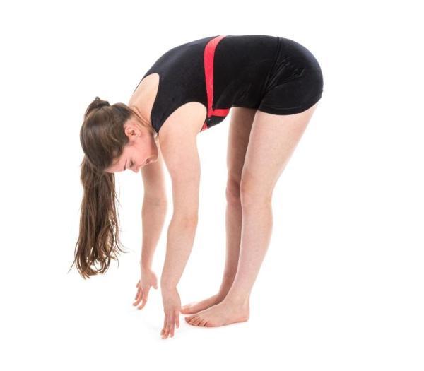 Como ganhar flexibilidade nas pernas rápido - Alongamento para flexibilidade nas pernas: frontal