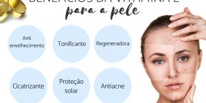 Vitamina E para a pele: para que serve e como usá-la