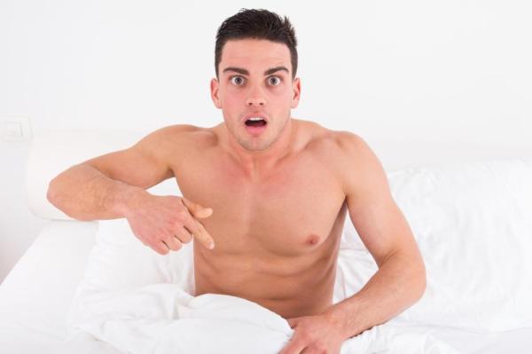 Pênis inflamado: causas e tratamento - Inflamação do pênis devido a balanite